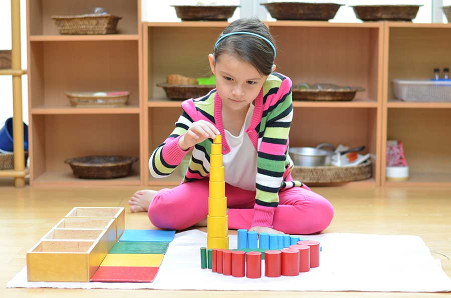Greenleaves Montessori American School