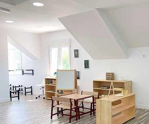 2 nuevos ambientes en Greenleaves Montessori