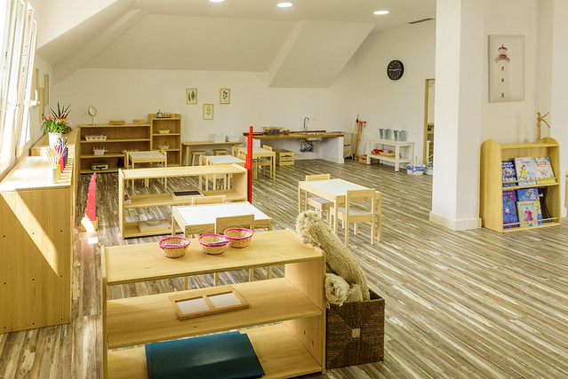 Nuevo ambiente Casa de Niños