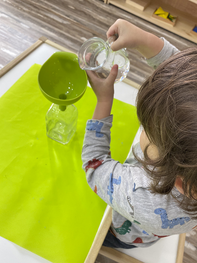 Montessori Practical Life is More Than Chores Joy in the Process
