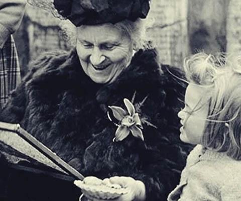 María Montessori elegida como una de las 100 mujeres con más influencia en el último año
