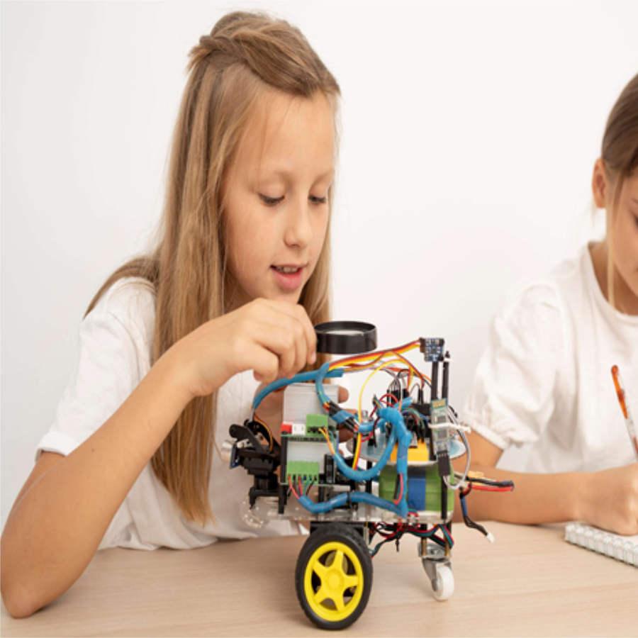 programa de enriquecimiento robótica educativa