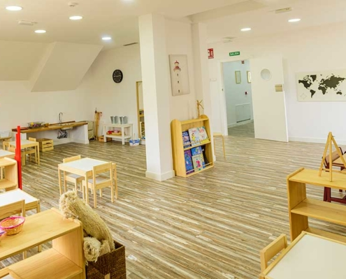 Espacios Children's house