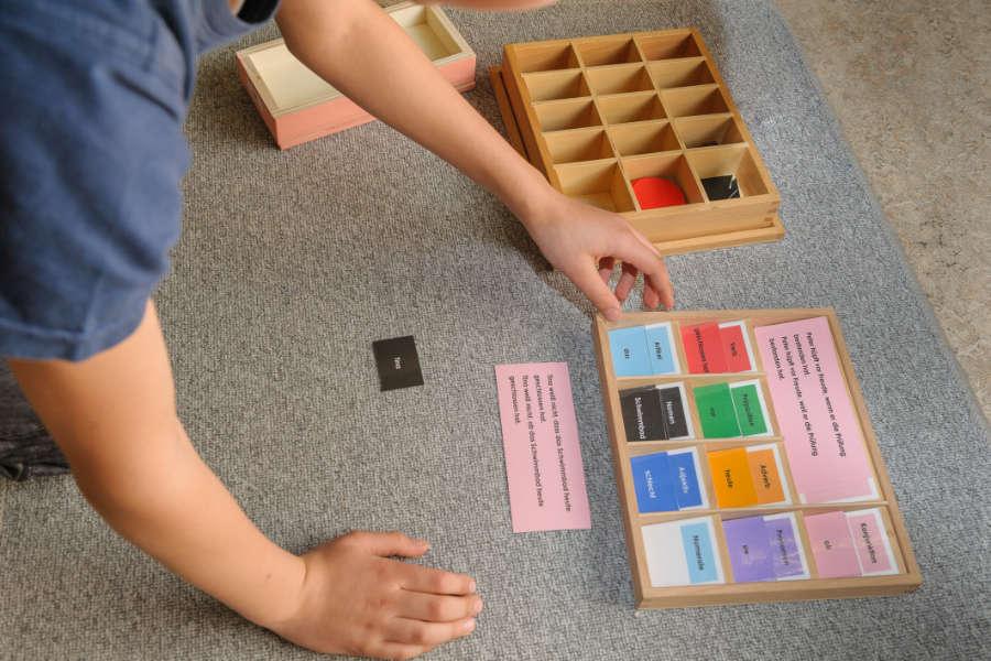 areas de trabajo programa elementary