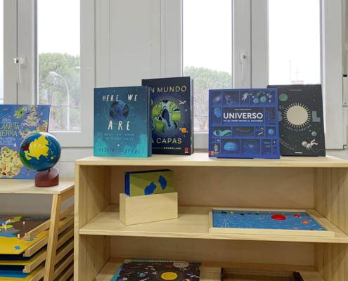 Espacios programa elementary